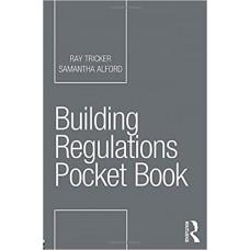 Building Regulations Pocket Book (Routledge Pocket Books) Paperback