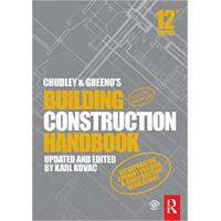 Chudley and Greeno's Building Construction Handbook Paperback – 3 April 2020